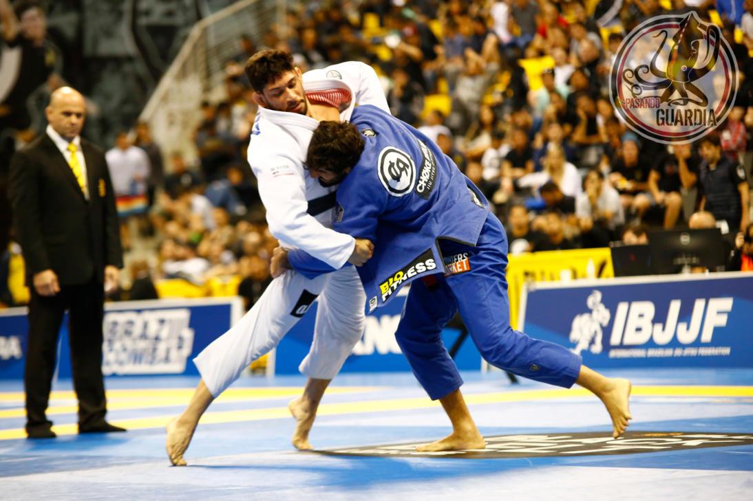 Jiujitsu Deportivo. Mundial IBJJF , Foto Cesar Borrayo