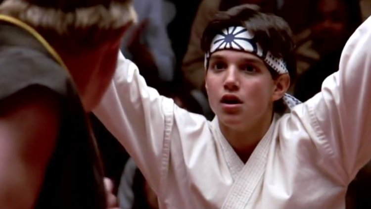 Pelicula Karate kit